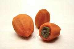 Semi-dried persimmon