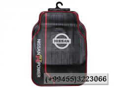 Nissan üçün universal ayaqaltılar,Универсальные коврики для Nissan.