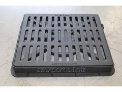 Rainwater Grille