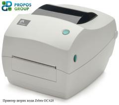 Принтер штрих кода Zebra GC420