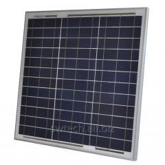 Солнечные батарея 12V 30W Poly