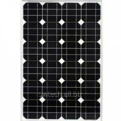 Солнечные батарея 12V 50W Mono
