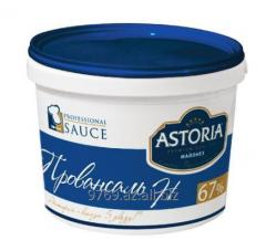 Mayonez Astoria Provansal  67% yağlılıq 10 kq