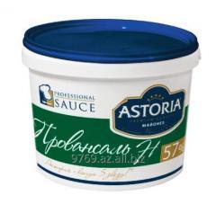 Mayonez Astoria Provansal 57% yağlılıq 10 kq
