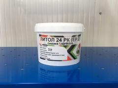 Литол 24 РК ( 3 кг )