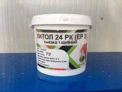 Литол 24 РК ( 7 кг )