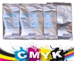 Комплект Девелопер (CMYK 250гр*4) для C258/C308/C368