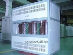 Dry-type transformers 16- 2500 kVA 6(10) kV