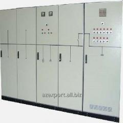 Complete Switchgear of Internal Installation...