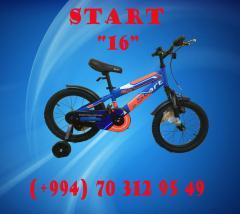 Start 16 Usaq velosipedleri