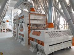 Мельничный комплекс 450 тонн в сутки Турция г. Конья.