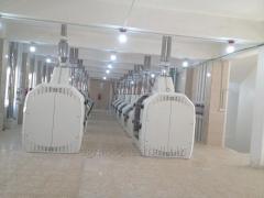 Мельничный комплекс 200 тонн в сутки Ирак