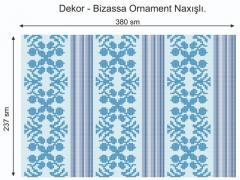 Дизайнерский декор Dek-Bisaz-Ornament-001