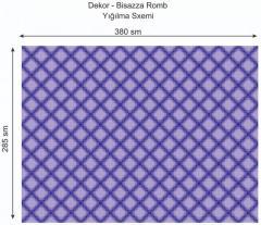 Дизайнерский декор Dek-Bisaz-Romb-001