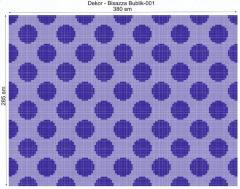 Дизайнерский декор Dek-Bisaz-Bublik-001