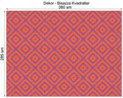 Дизайнерский декор Dek-Bisaz-Kvadratlar-002