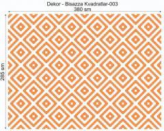 Дизайнерский декор Dek-Bisaz-Kvadratlar-003