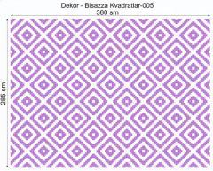 Дизайнерский декор Dek-Bisaz-Kvadratlar-005