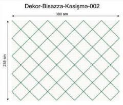 Дизайнерский декор Dek-Bisaz-Kəsişmə-002