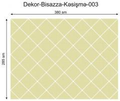 Дизайнерский декор Dek-Bisaz-Kəsişmə-003