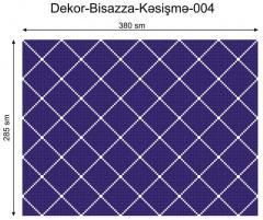 Дизайнерский декор Dek-Bisaz-Kəsişmə-004