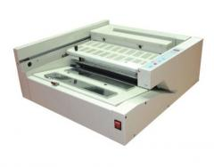 Equipment for perfect binding