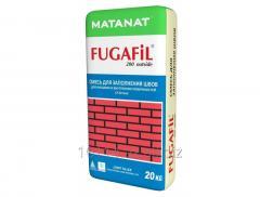 FUGAFIL 200 Смесь для затирки швов. Для внешних и внутренних поверхностей (ширина шва 3-20mm)