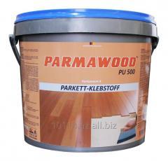 PARMAWOOD PU 500 Двухкомпонентный клей для паркета