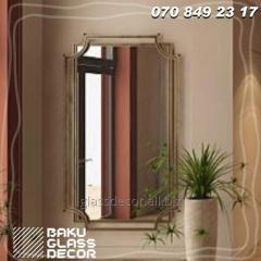 Заказ декоративных зеркал в Баку для дома и офисов