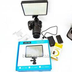 Proffesional Video Light LED-396