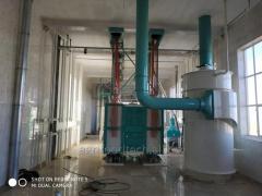 Мельничный комплекс 200 тонн в сутки Иран