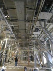 Мельничный комплекс производительностью 200 тонн в сутки Ирак