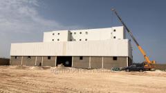 Мельничный комплекс 200 тонн в сутки Мавритания