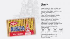 """Печенье """"Moskva"""" (12*450 QR)"""