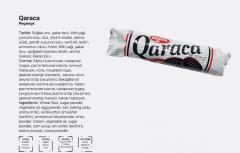 """Печенье """"Qaraca"""" (24*90 QR)"""