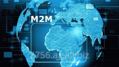 Complex M2M of a solution