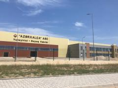 Azərxalça Yunəyrici Boyaq fabriki layihəmiz-Plastik-qapı,pəncərə