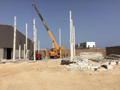Мельничный комплекс 120 тонн в сутки Мавритания