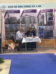 Участие на 13-ой Азербайджанской Международной Выставке «Сельское Хозяйство» Caspian Agro 2019
