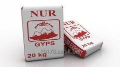 Alpha gypsum
