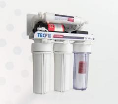 TECFLO - Su təmizləmə sistemləri