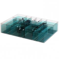 İki modullu təmizləmə sistemi-Çirkab suların təmizlənməsi