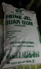 Guar Gum Powder Food Grade E-412