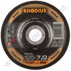 Rhodius yonma daşı metal 125x7.0
