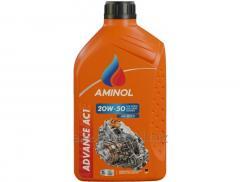 AMINOL ADVANCE AC1 - SAE 20w-50 SG/CD