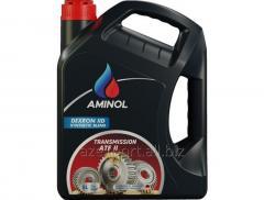 AMINOL TRANSMISSION ATF II - DEXRON IID - 5L