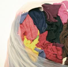 Tekstil parçaları 10 kq