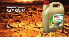 Maxxpover 5-30 yağ 5 L ( Premium )