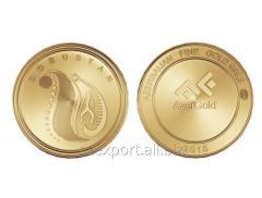 Золотая монета - Гобустан