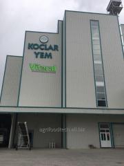 Комбикормовый завод Koçlar Yem, Турция/г. Конья, производительностью 20 тонн в час.